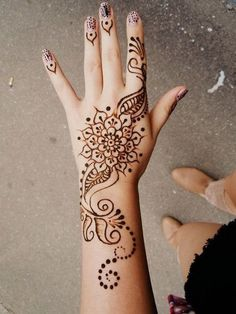 how to remove a Henna tatoo Yellow How To