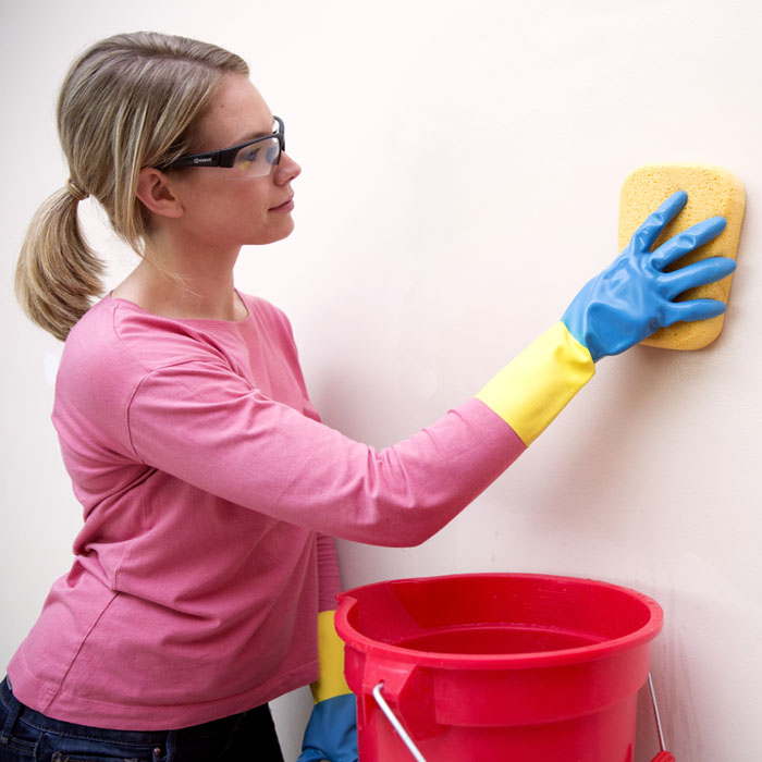 How To Clean Walls Without Leaving Streaks Full Guide