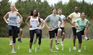 Group fitness as a motivational tool Yellow How To
